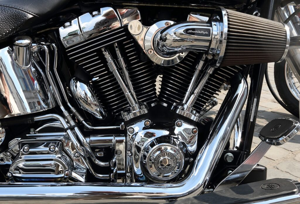 motorcycle, harley, davidson